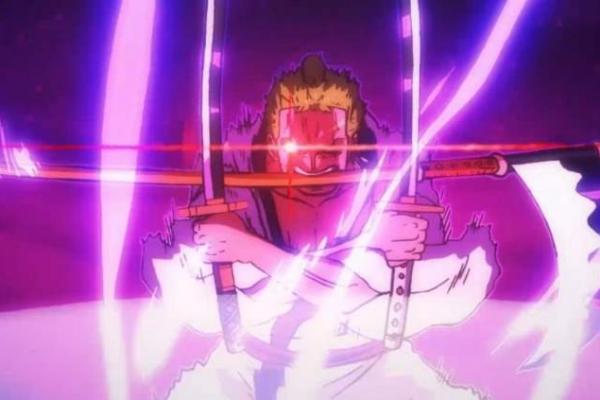 9 Gambar Roronoa Zoro Keren dari One Piece Episode 934!
