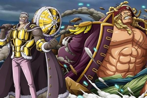 [One Piece] Meski Bukan Angkatan Laut, 5 Tokoh Ini Dipanggil Admiral!