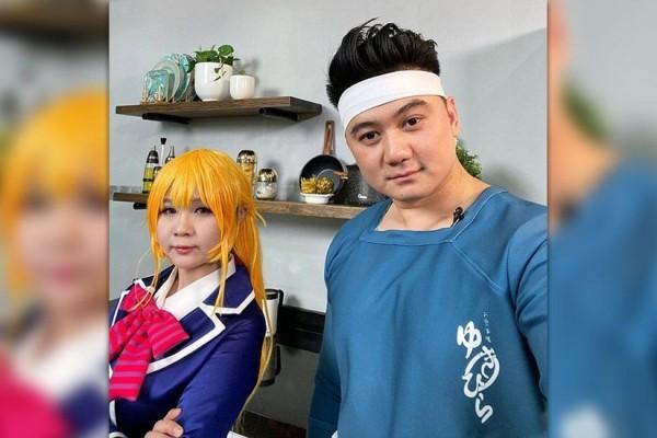 Chef Arnold Poernomo dan Clarissa Punipun Akan Berkolaborasi!