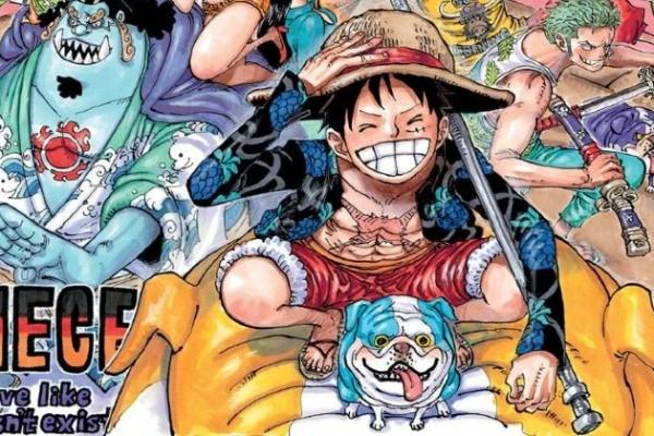 5 Hal yang Mungkin Gak Kamu Sadari dari Sampul One Piece 987!