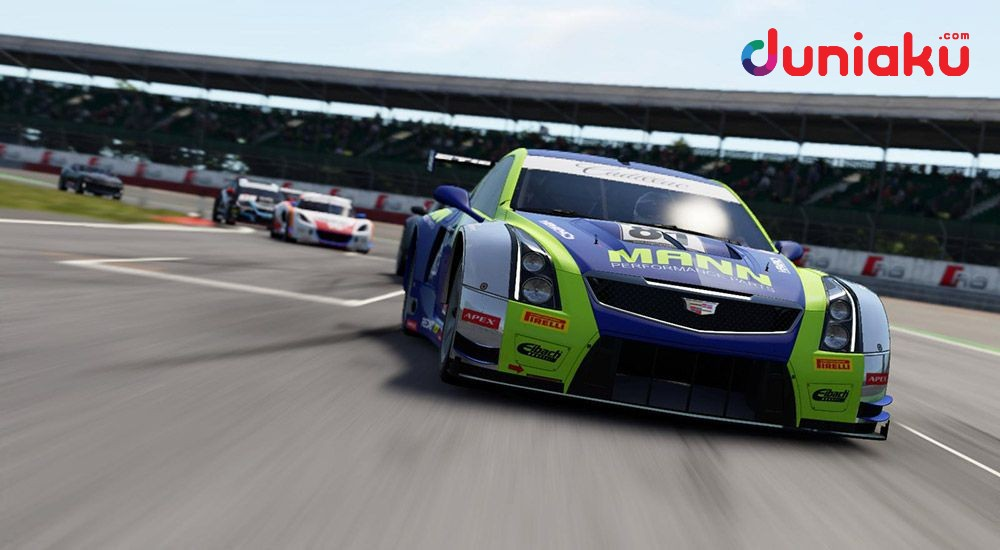 Game Balapan Paling Kontroversial? Ini Review Project CARS 3