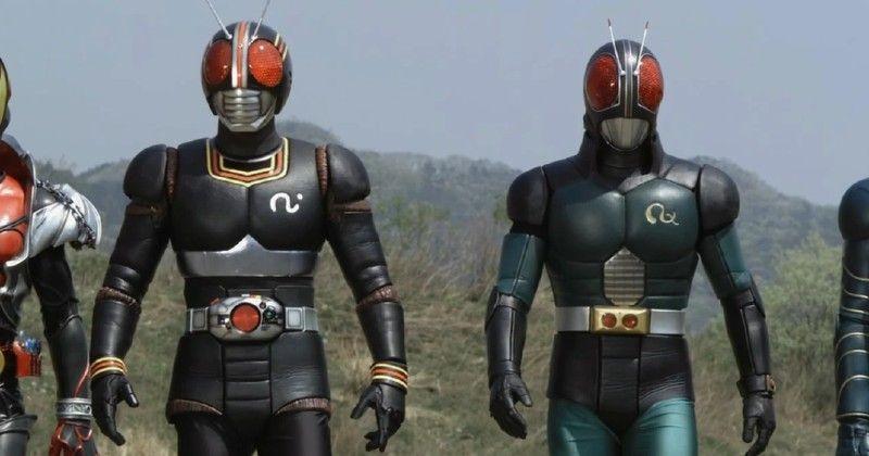 6 Fakta Kamen Rider Black RX, Kotaro Minami yang Lebih Tangguh!