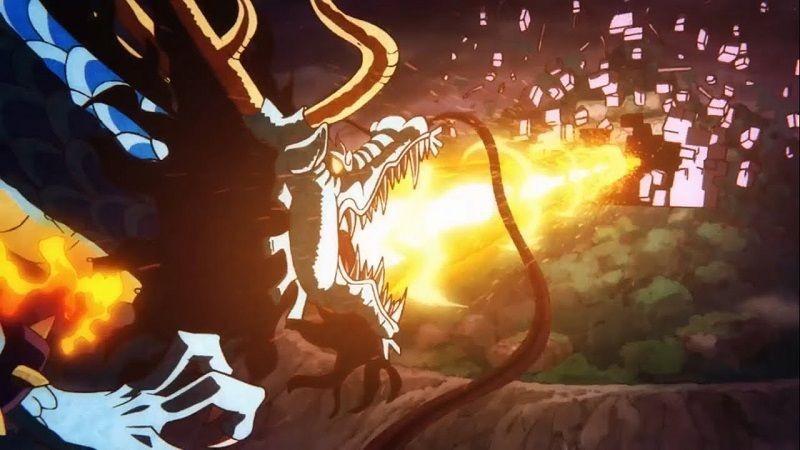 5 Kekuatan Kaido yang Membuat Dia Sulit Dikalahkan di One Piece