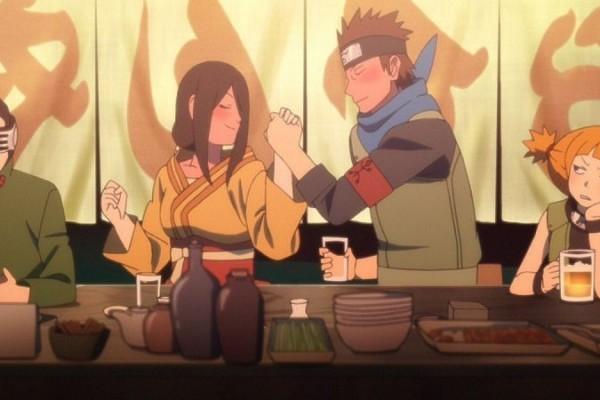 15 Tokoh Naruto yang Jomblo Sampai Era Boruto! Masih Nyaman Sendiri?