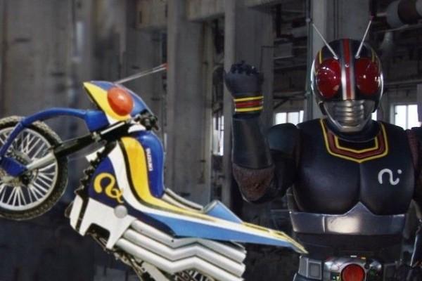 Ini Dia 5 Motor Kotaro Minami, dari Kamen Rider Black Hingga Black RX!