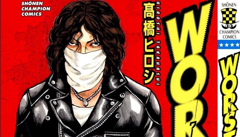 Apa Saja Sih Judul Film dan Manga Crows X Worst? Ini Daftarnya!