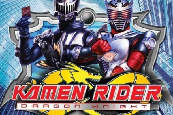 Ini 10 Fakta Kamen Rider Dragon Knight, Ryuki Versi Barat!