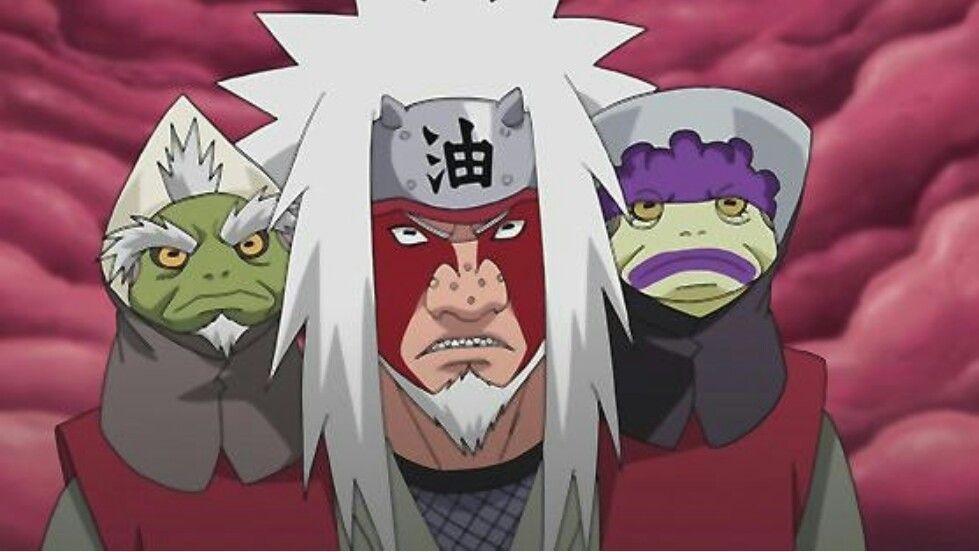 Ini 5 Jenis Perubahan Sage Mode di Naruto!