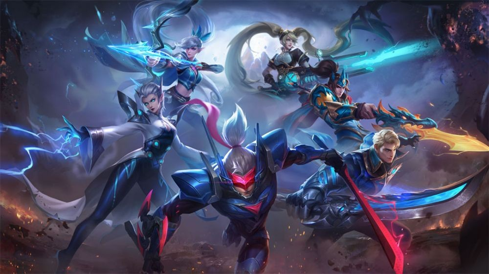 Rilis Ulang 5 Hero Legendaris, Ini Update Terbaru Project NEXT MLBB!