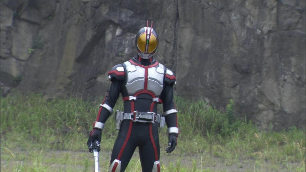 Tokoh Utama Era Heisei yang Unik, Ini 10 Fakta Kamen Rider Faiz!