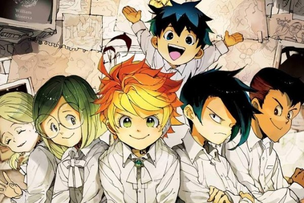 Spesial One Shot Baru The Promised Neverland Akan Hadir!