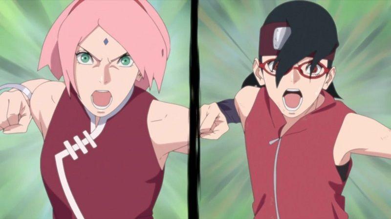 Episode Baru Boruto Buktikan Sakura Adalah Instruktur yang Hebat