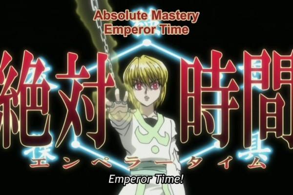 4 Alasan Rantai Kurapika Hunter x Hunter Berbahaya untuk Genei Ryodan!