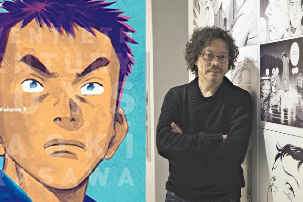 Komikus 20th Century Boys dan Monster, Naoki Urasawa Akan Bikin Anime!
