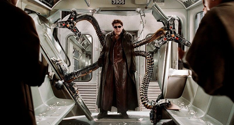 Doc Ock Spider-Man No Way Home Memang Karakter dari Spider-Man 2!