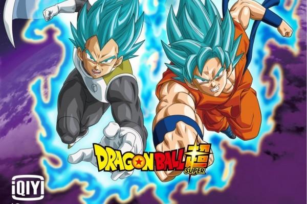 Resmi! Anime Dragon Ball Super Ditayangkan di iQIYI