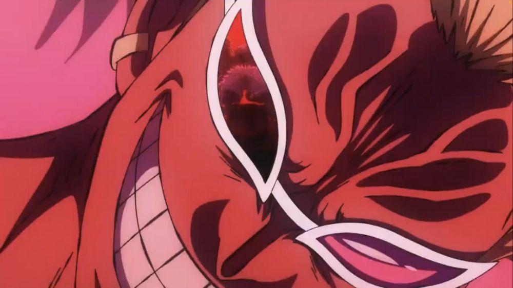 14 Potret Keren Shichibukai di One Piece Episode 957!
