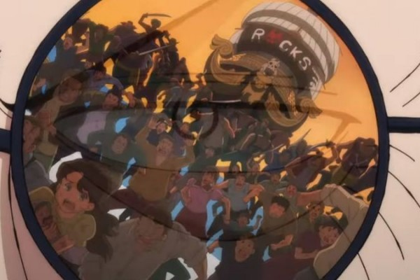 Preview One Piece 958 Ceritakan Kelompok Rocks!