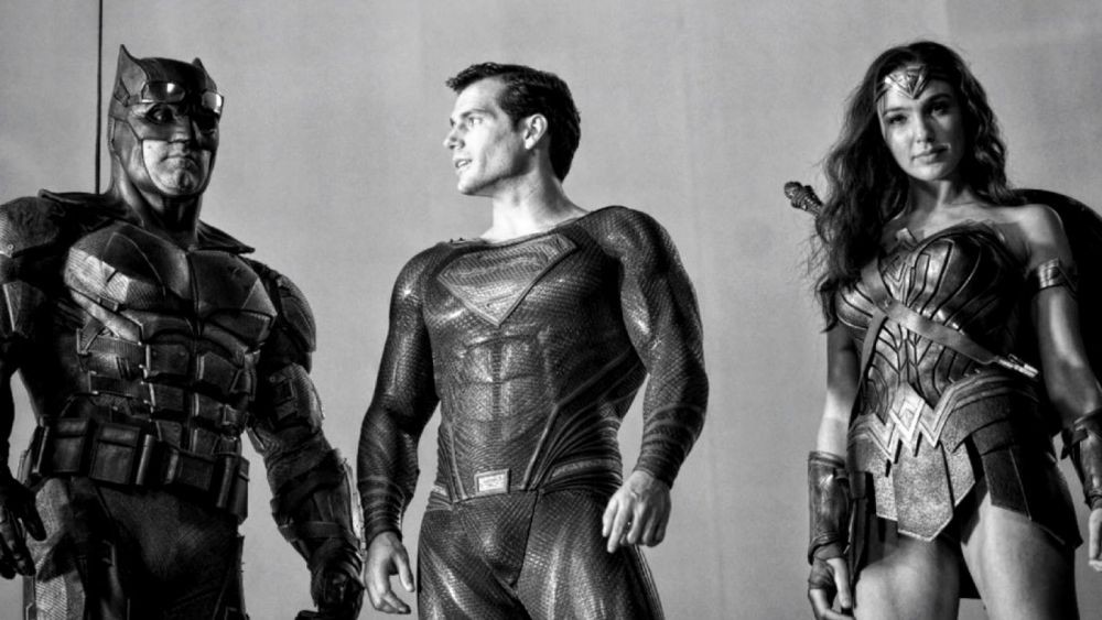 Zack Snyder Tidak Dibayar untuk Justice League Snyder Cut!