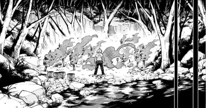 Pembahasan My Hero Academia 302: Shoto Akhirnya Menerima Endeavor?