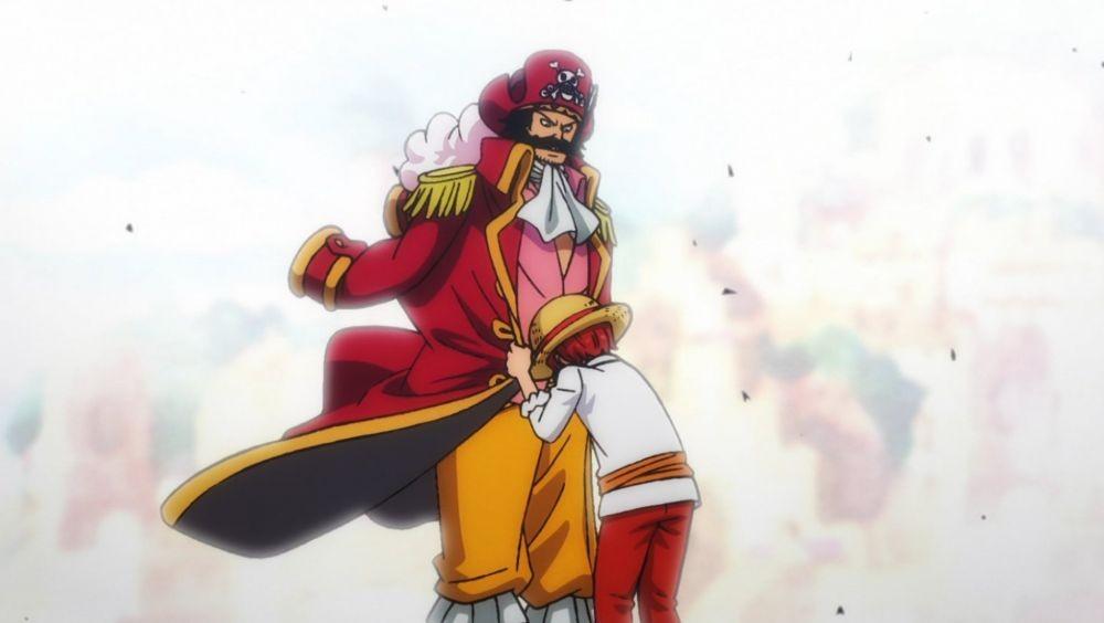 Teori: Siapa Orang Tua Shanks di One Piece? Apakah Orang Tuanya Tenar?