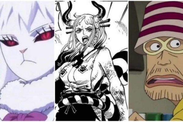 10 Hasil Mengejutkan di 100 Karakter One Piece Terpopuler