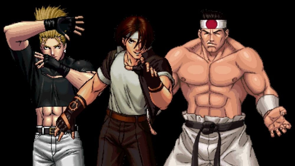10 Fakta Kyo Kusanagi The King of Fighters, Pengguna Api Legendaris!