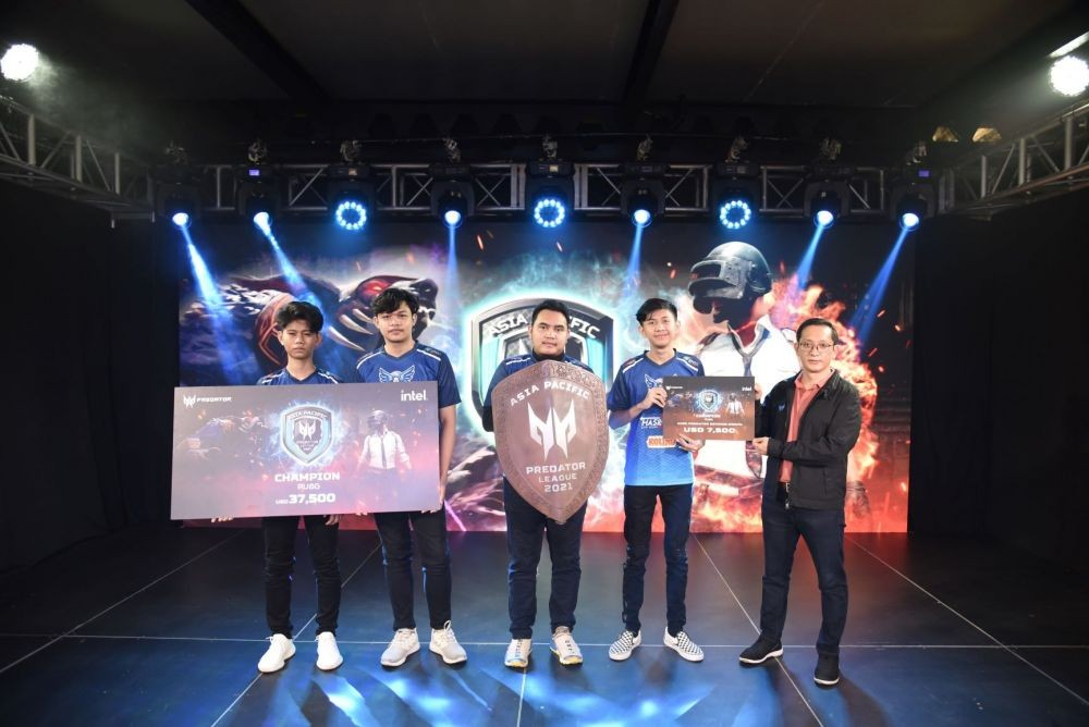 Eagle 365 Sabet Juara PUBG Predator League 2020/21 APAC Grand Final!