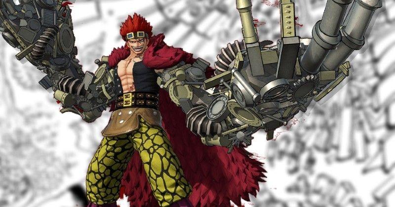 One Piece: Eiichiro Oda Menjawab Nama Buah Iblis Eustass Kid!