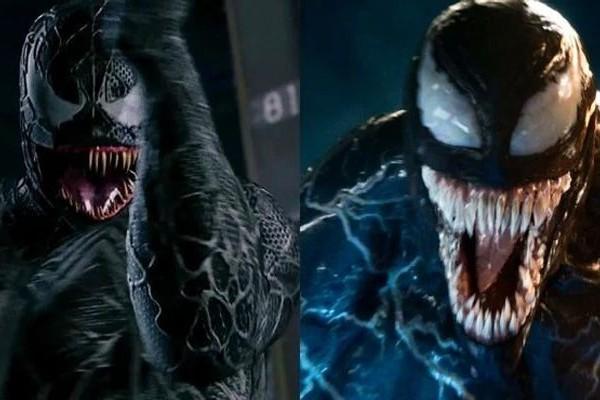 6 Perbedaan Symbiote Venom di Film Spider-Man 3 dan Film Venom