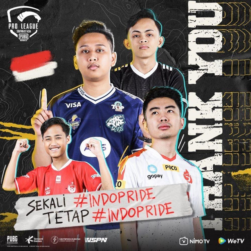 Dapat 4 Chicken Dinner, The Infinity Juarai Grand Finals PMPL SEA S3!