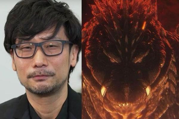Hideo Kojima Beri Komentar untuk Anime Godzilla Singular Point!