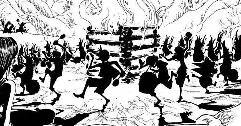 Teori One Piece: Luffy, Sun God Nika, dan Joy Boy