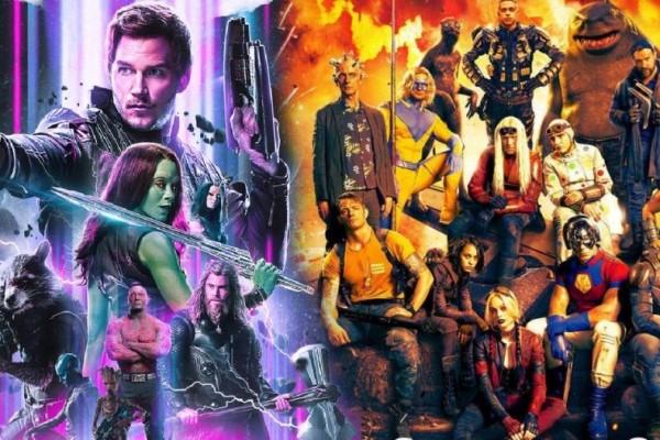 James Gunn Bandingkan Suicide Squad dengan Guardians of The Galaxy