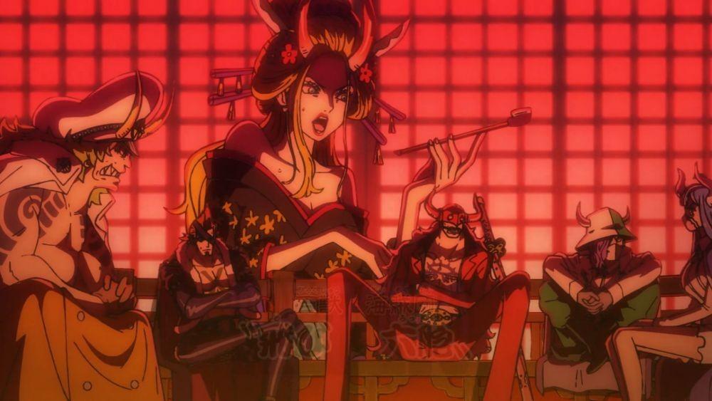 Bisa Jadi Wallpaper? Ini 10 Potret Keren dari One Piece Episode 982!