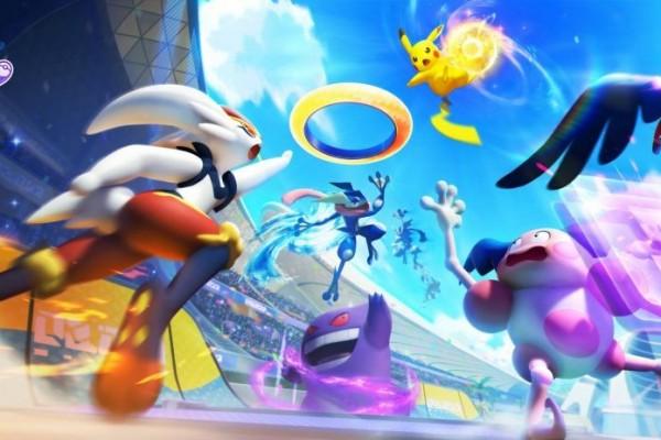 Game MOBA Pokemon Unite Akan Rilis 21 Juli di Nintendo Switch!