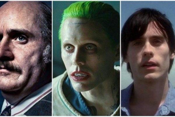 6 Transformasi Unik Jared Leto Dalam Memerankan Karakter! Jadi Beda!