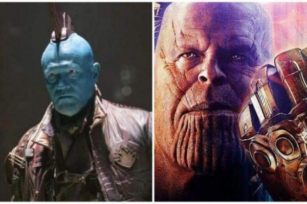 Teori: Gimana Jadinya Kalau Yondu Melawan Thanos di Film Marvel?