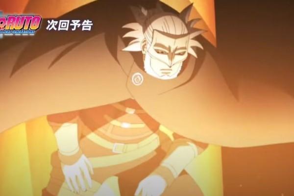 Preview Boruto Episode 214: Terungkapnya Identitas Kashin Koji!