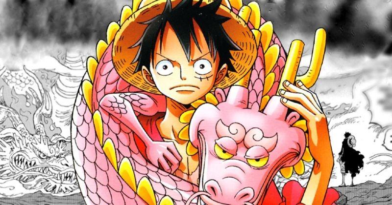 Ini Perbandingan Karakter One Piece dengan Legenda Momotaro!