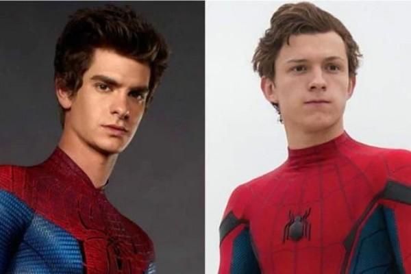"""Andrew Garfield: """"Tom Holland adalah Pemeran Spider-Man yang Sempurna"""""""