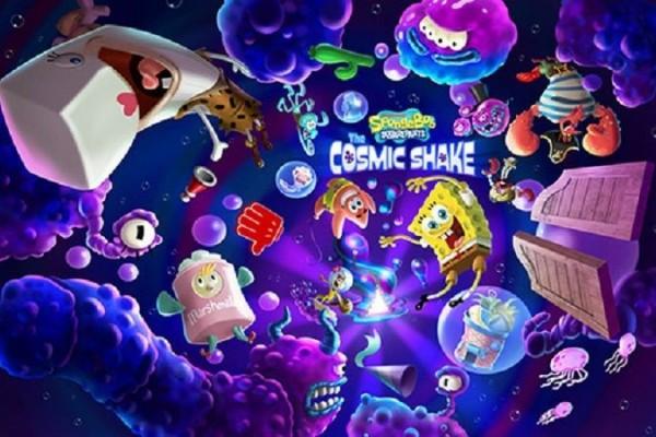Game Adventure SpongeBob SquarePants: The Cosmic Shake Segera Rilis!