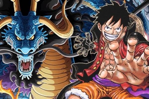 One Piece: Melemah? Sudah 17 Musuh yang Lawan Kaido di Onigashima!