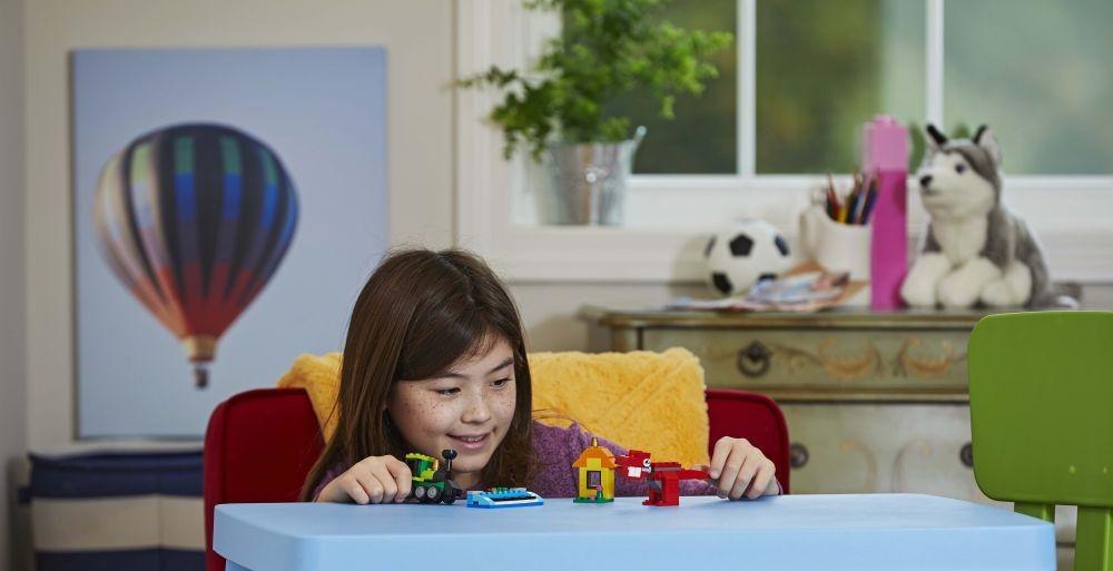 Kembangkan Kreativitas Anak dengan LEGO Bebaskan Kreasimu