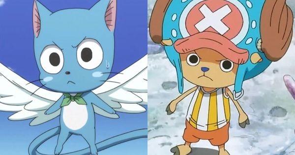 8 Karakter Fairy Tail yang Memiliki Kemiripan Sifat dengan One Piece