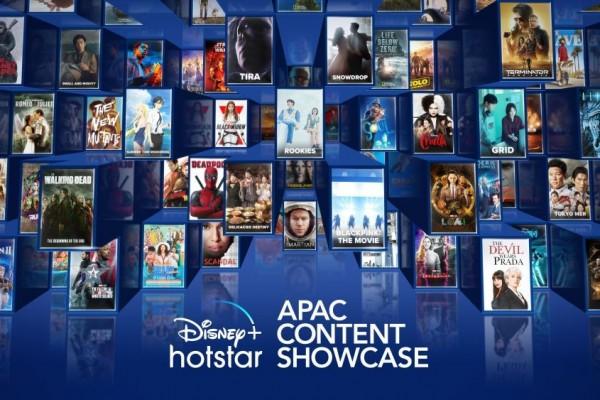 Disney+APAC Content Showcase Tunjukan Seri Baru, Ada Anime Juga!