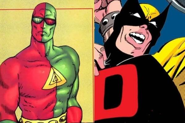 7 Pahlawan dan Karakter Marvel Terlemah Versi Komik!