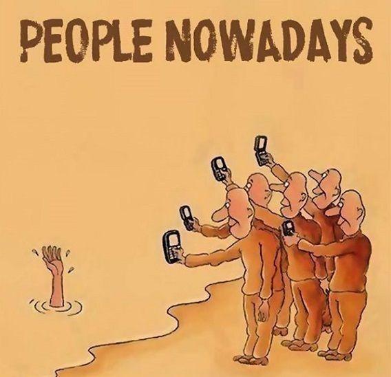 Miris! Ini 10 Kelakuan Akibat Kecanduan Sosial Media yang Terjadi di Kehidupanmu Sekarang