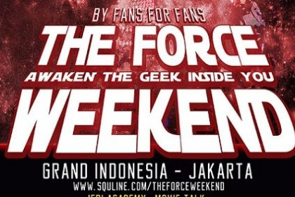 Yuk Ikutan Nobar Eksklusif Star Wars VII: The Force Awakens Bareng Squline!