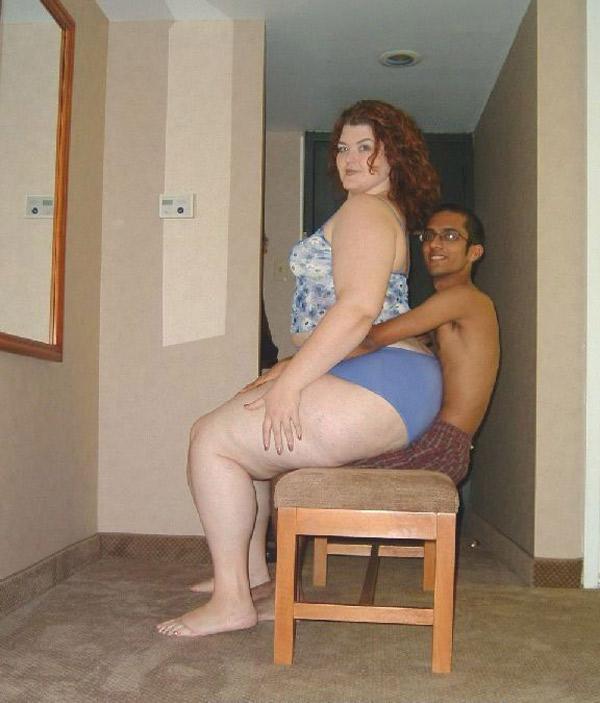 Домашние фото голых толстых женщин